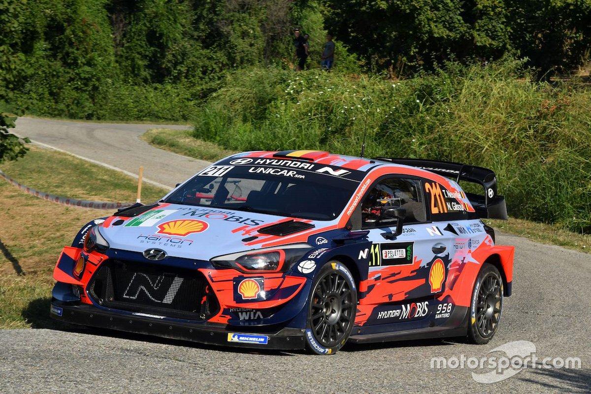 Thierry Neuville, Nicolas Gilsoul, Hyundai i20 Coupé WRC