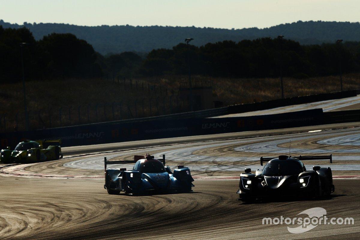 #11 Eurointernational Ligier JS P320 - Nissan: Paolo Brajnik, Leonard Hoogenboom