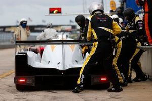 #38 Performance Tech Motorsports ORECA LMP2 07, LMP2: Cameron Cassels, Kyle Masson