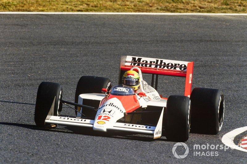 #6: McLaren MP4/4 (1988)