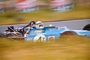 Jackie Stewart, Matra MS80 Ford