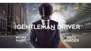 Gentleman Driver Posteri