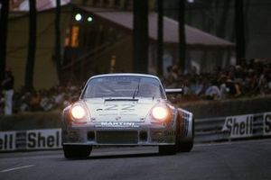 Gijs van Lennep, Herbert Muller, Martini Racing, Porsche 911 RSR Turbo
