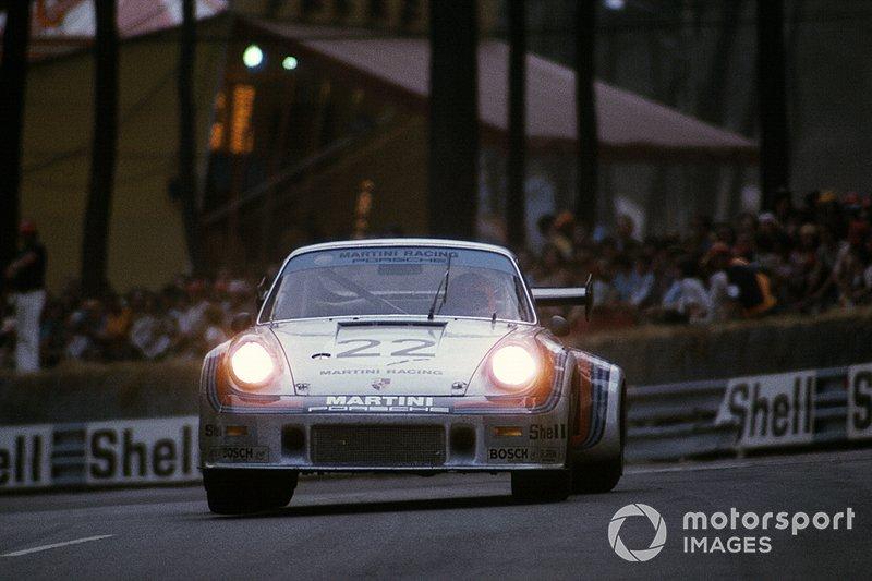 Гийс ван Леннеп и Херберт Мюллер, Martini Racing, Porsche 911 RSR Turbo