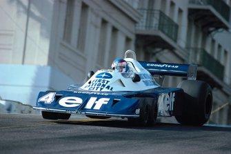 Patrick Depailler, Tyrrell P34 Ford