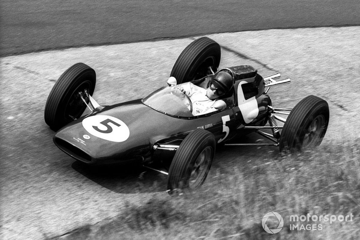 1er : GP d'Allemagne 1962, Nürburgring