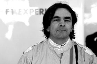 Adam Cooper, Journalist F1 Experiences 2-Seater passenger