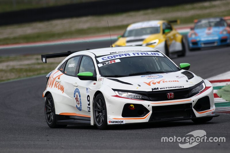 Luigi Bamonte, MM Motorsport, Honda Civic Type R TCR