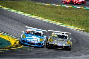 Duelo entre Marco Billi e Nelson Marcondes - Porsche