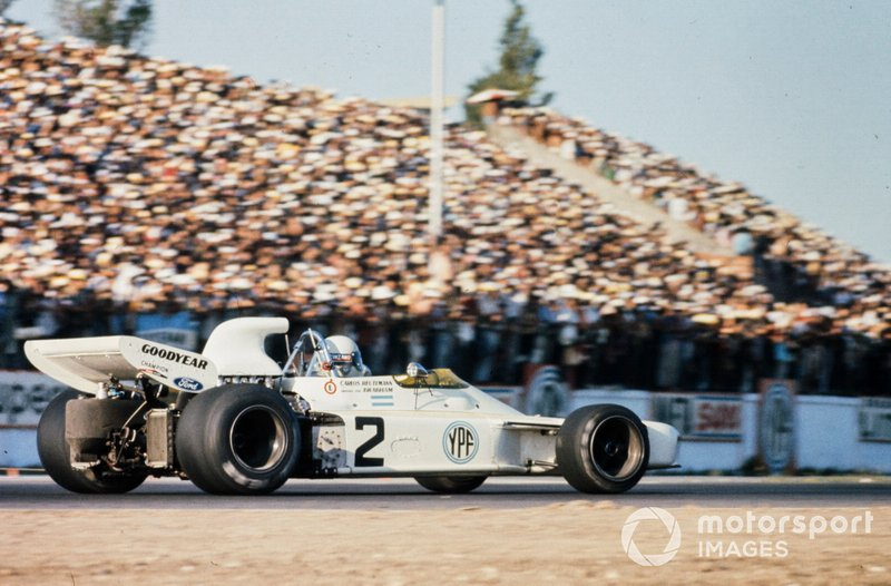 Carlos Reutemann, Brabham BT34 Ford