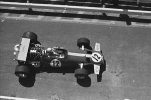 Jack Brabham, Brabham BT33-Ford, GP del Sud Africa del 1970