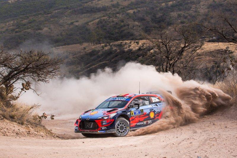El WRC decidió aplazar sus dos siguientes eventos, el Rally de Portugal (21-24 de mayo) y el Rally de Cerdeña (4-7 de junio) debido a la cambiante situación de la pandemia. Ahora el Rally de Kenia figura como cuarta cita del WRC 2020, a mediados de julio.