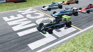 Petter Solberg. McLaren M23