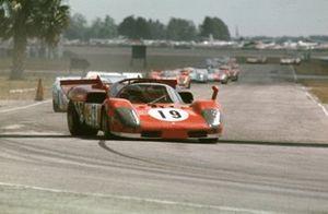 Mario Andretti, Arturo Merzario, Ferrari 512S