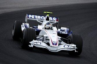 Sebastian Vettel, Sauber F1.06-BMW