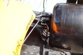 Renault F1 Team R.S.20 rear suspension detail
