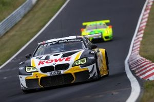 #99 ROWE Racing BMW M6 GT3: Philipp Eng, Nick Catsburg