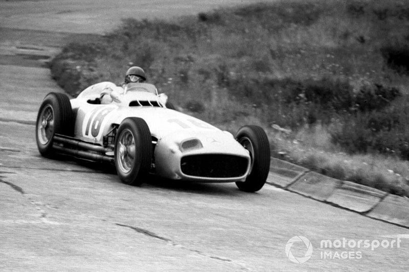 Juan Manuel Fangio, Mercedes-Benz W196