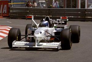 Mika Salo, Tyrrell 025