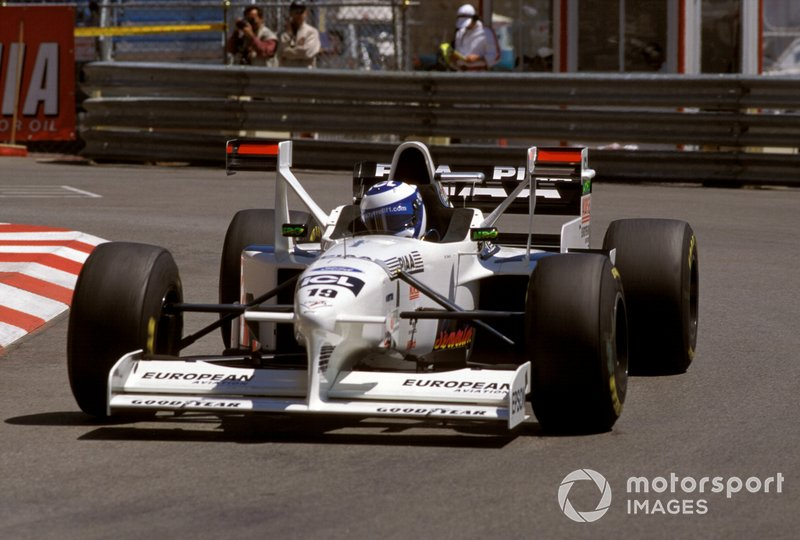 Гран При Монако 1997 года