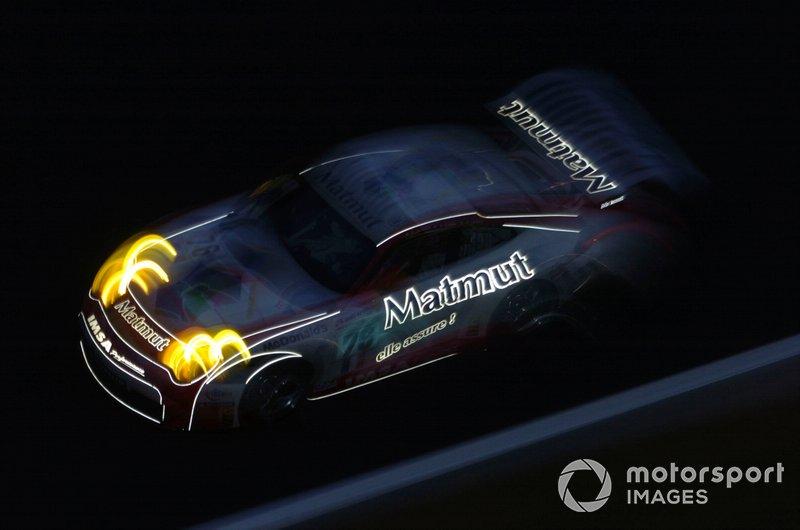 Le Mans 2005: #76 Porsche 911 GT3-RS: Raymond Narac, Sebastien Dumez, Romain Dumas