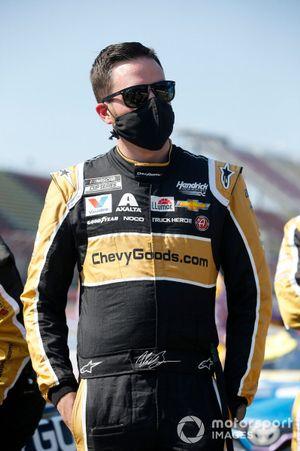 Alex Bowman, Hendrick Motorsports, Chevrolet Camaro ChevyGoods.com/Adam's Polishes