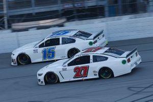J.J. Yeley, Rick Ware Racing, Ford Mustang Brennan Poole, Premium Motorsports, Chevrolet Camaro