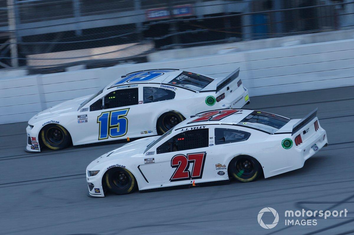 Rick Ware Racing (Partnerteams; vormals Premium und Baldwin)