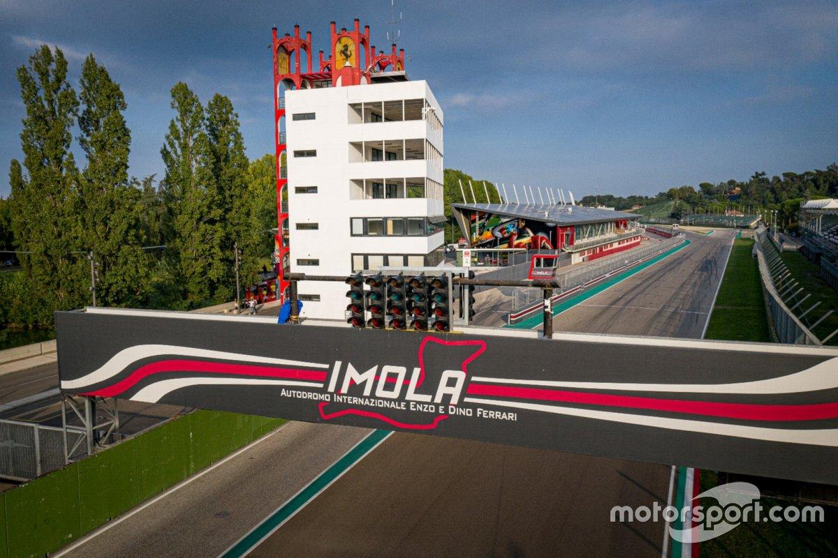 12 - GP de Emilia Romagna (en Imola)