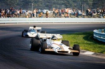 Peter Gethin, British Racing Motors P160, John Surtees, Surtees TS9A Ford