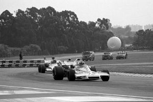 Wilson Fittipaldi, Brabham BT37, Mike Beuttler, March 721G