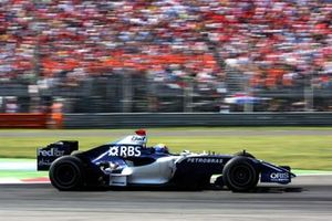 Mark Webber, Williams FW28