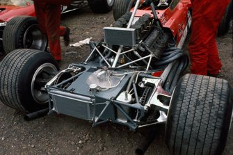 John Miles, Lotus 63-Ford