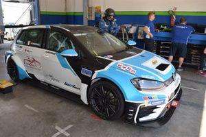 Riccardo Romagnoli, Proteam Racing, Volkswagen Golf GTI TCR