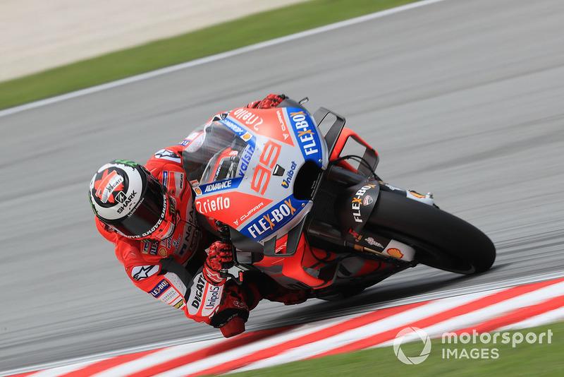 Ducati Desmosedici 2018 - Jorge Lorenzo