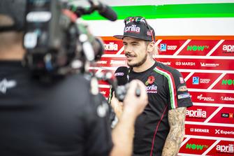 Scott Redding, Aprilia Racing Team Gresini, TV