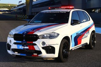 BMW X5 M medical car