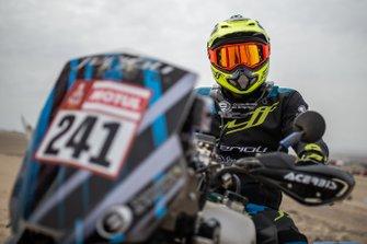 #241 Ferioli Racing Team: Jeremias Gonzalez Ferioli