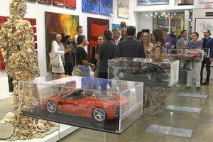 Motorsport Gallery Exhibition, William Braemer Gallery, Miami