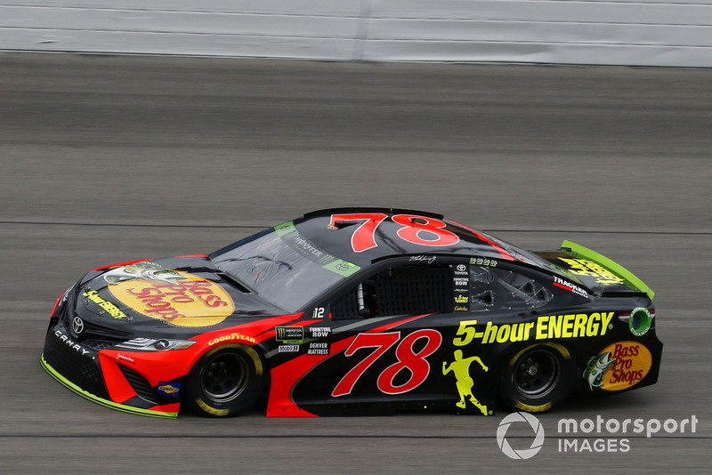 12. Martin Truex Jr., Furniture Row Racing, Toyota Camry Bass Pro Shops/5-hour ENERGY