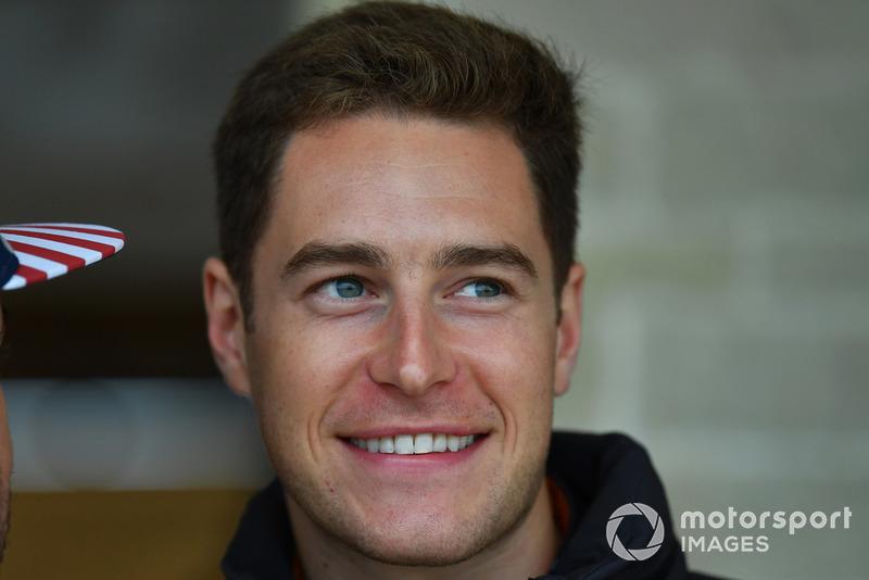 №5: Стоффель Вандорн, HWA Racelab
