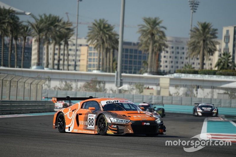 #88 Car Collection Motorsport Audi R8 LMS GT3: Dimitri Parhofer, Christopher Haase, Markus Winkelhock