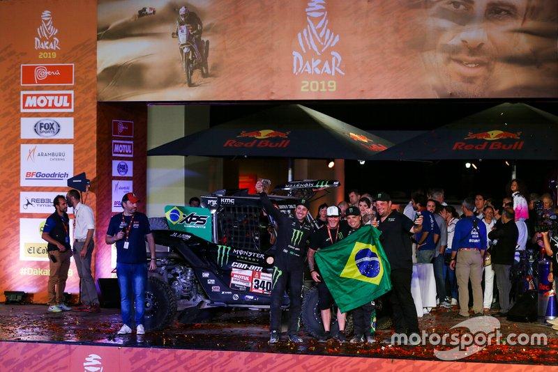 Podium: Monster Energy Can-Am: Reinaldo Varela, Gustavo Gugelmin