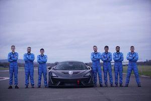 McLaren Shadow Project participants