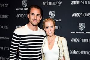 Adrian Sutil mit Freundin Jennifer Becks
