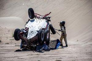 #334 Sergey Karjakin y Anton Vlasyuk, Snag Racing Team, BRP Maverick X3