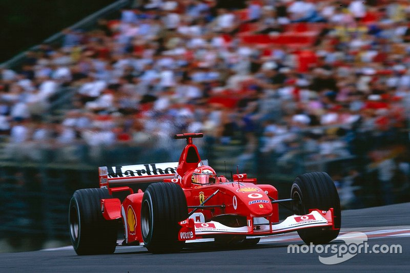 #63 GP de Belgique 2002
