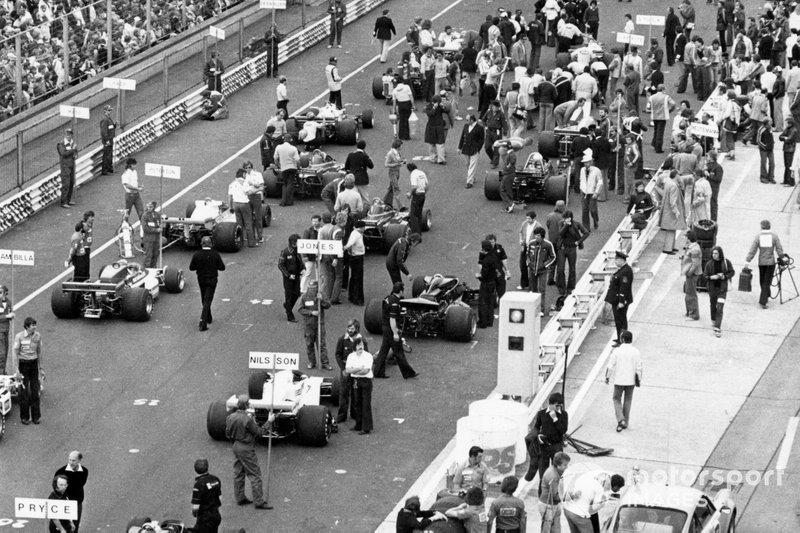GP da Alemanha, 1970