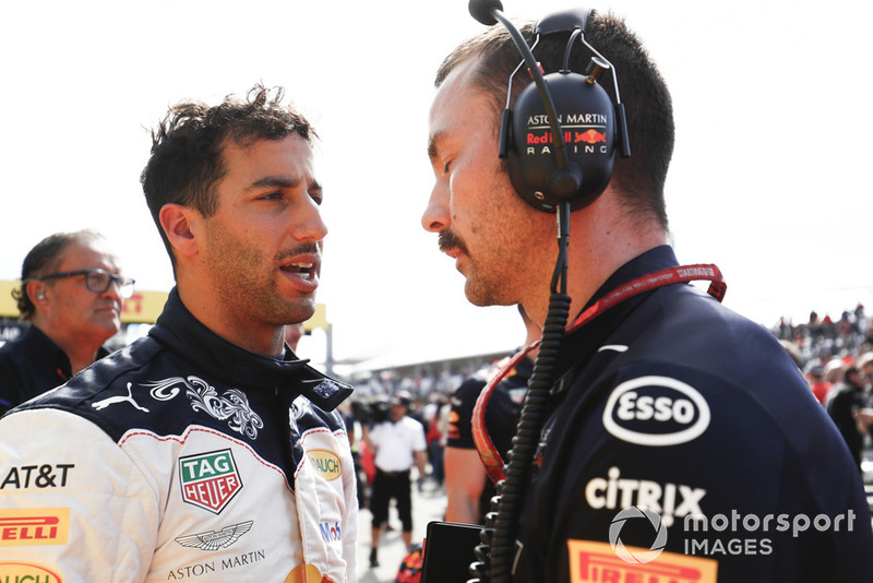 7 місце — Даніель Ріккардо (Австралія, Renault) — коефіцієнт 26,00