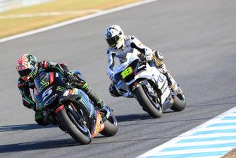 Johann Zarco, Monster Yamaha Tech 3, Alvaro Bautista, Angel Nieto Team